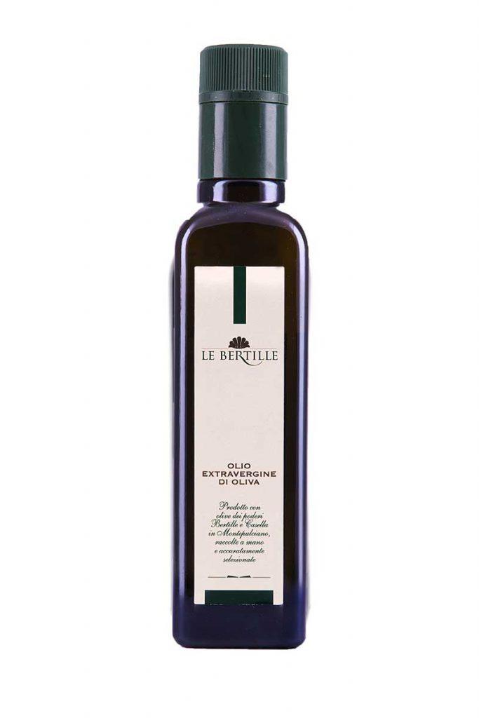 olio extra vergine di oliva cantina le bertille